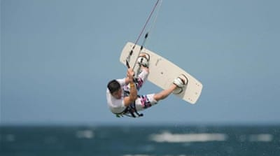 Windsurfing supporters are hoping the decision to select kiteboarding will be overturned [Reuters]