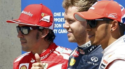 Is Ferrari big enough to accommodate two double World Champions? [AP]