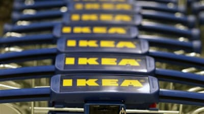 IKEA criticised over Russia logging practices