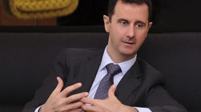 Assad said Syria would apologise if it emerged that the Turkish F-4 was shot down in international airspace [EPA]