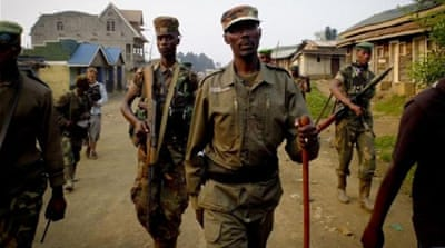 DRC rebels seize more towns in North Kivu