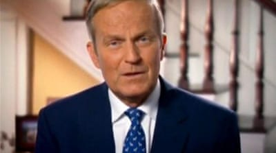 "After the ""legitimate rape"" furor, many Republicans called on Todd Akin to withdraw from the Senate race [REUTERS]"