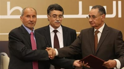 Libya council hands power to new assembly
