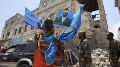 Somalia MPs to elect new president