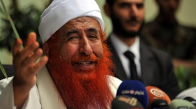 Firebrand cleric walks a fine line in Yemen