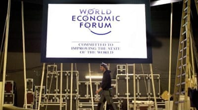 World's business elites set for Davos