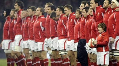 Warburton captained Wales to Six Nations Grand Slam in 2012, but since then times have been tough [AFP]
