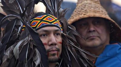 'Idle No More' and colonial Canada