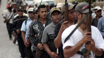 Mexico's militia movement