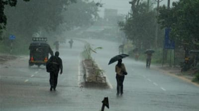 India cyclone causes widespread havoc