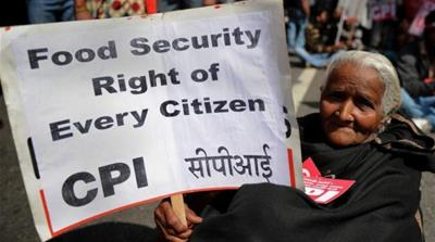 Water scarcity and security in India
