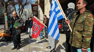 Golden Dawn chained but not chastened