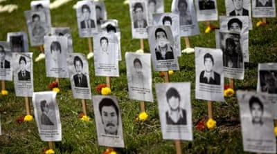 Slow justice for Peru's disappeared
