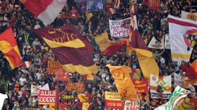Roma fans are seeing a different team from the one that finished sixth last year [EPA]