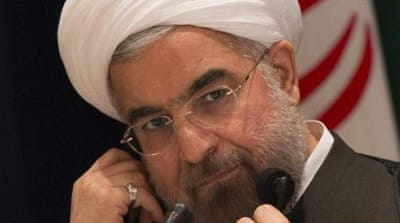 Rouhani: Iran will not give up nuclear rights