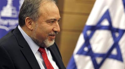 Lieberman sworn in as Israel foreign minister
