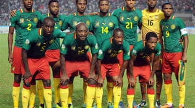 No African team has qualified for the World Cup more often than Cameroon, who reached the quarters in 1990 [AFP]