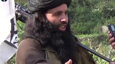 The new leader of Tehreek-e-Taliban, Mullah Fazlullah, is known for his brutality [AP]
