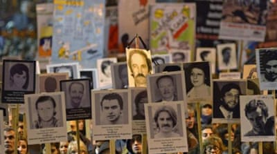 Uruguay's judiciary is slow to deliver justice to the victims of its former dictatorship [AP]