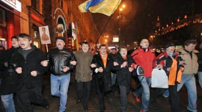 Ukraine: the revolution lives on