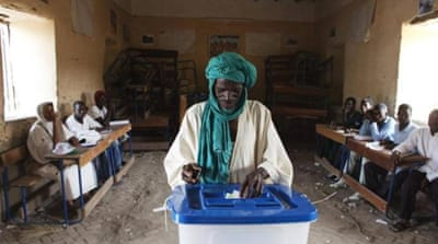 The upcoming parliamentary elections in Mali, like the July presidential vote, will help legitimize post-coup state institutions [Reuters]