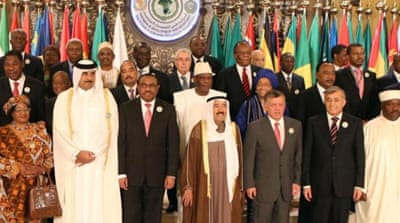 Murmurs in the corridors of Afro-Arab power