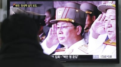 International concern over N Korea execution