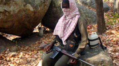 India Maoist group gives up violence