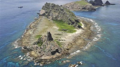 Diaoyu islands: Torn between two countries