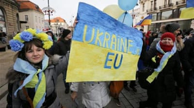 Ukraine's president agrees to offer of talks