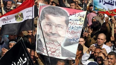 ElBaradei's call appeared to reflect confusion within the opposition National Salvation Front [AFP]
