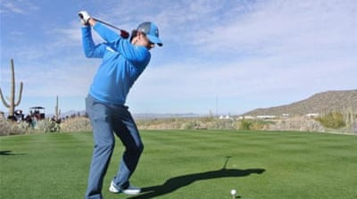 American Hunter Mahan won the 2012 Championship with a 2&1 victory over Rory McIlroy in Arizona [AP]