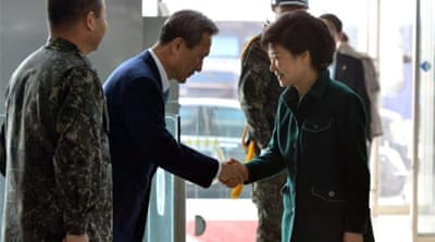 S Korea female president brings gender hopes