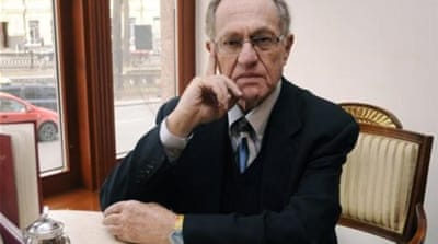 Well-known anti-Palestinian professor Alan Dershowitz has called for a boycott of Brooklyn College's Political Science department due to its co-sponsoring a panel discussion of the Boycott, Divestment and Sanctions movement [AP]