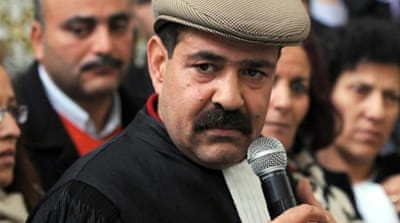 Shokri Belaid was assassinated outside his home in El Menzah on February 6, 2013 [AFP]