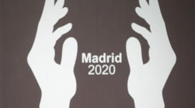 Blanco, chief of the Madrid 2020 organisation, says the Spanish people are behind bid despite recession [EPA]