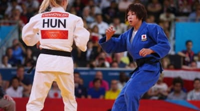 Women's judo coach Ryuji Sonoda resigned after an inquiry was launched into abuse [Reuters]