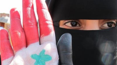 The restoration of human dignity in the women of Yemen