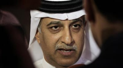 FIFA President Sepp Blatter will have to lead decision on Sheikh Salman's future with institution [AFP]