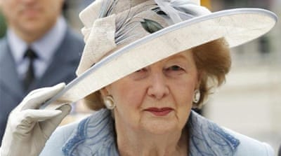 World reacts to death of Margaret Thatcher
