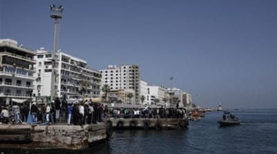 Egypt's Port Said swept by lawlessness