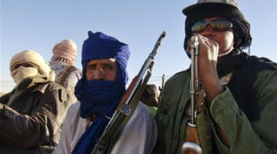 Pro-autonomy Tuareg MNLA fighters have been in control of Kidal and other northeast towns since February [Reuters]