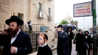 Israeli Haredim rebel against army draft plan