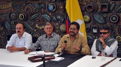 Land reform key for Colombia peace talks