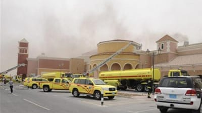 Villaggio mall has reopened and a trial continues for individuals allegedly responsible for the fire [Reuters]