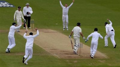 England Swann to Test victory