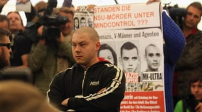 Prosecuting neo-Nazi racism in German trial