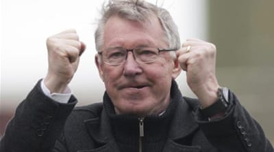 In Pictures: The Alex Ferguson Years