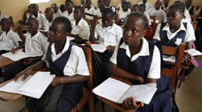 Schooling for millions of children jeopardised by reductions in aid