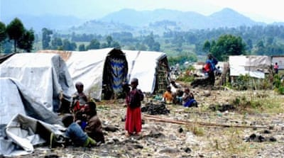 Internal displacement on the rise in DR Congo